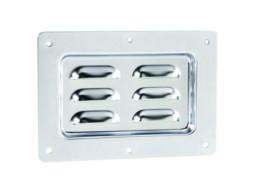 Ploča za ventilaciju, horizontalna prorez 126mmx74mm – Adam Hall