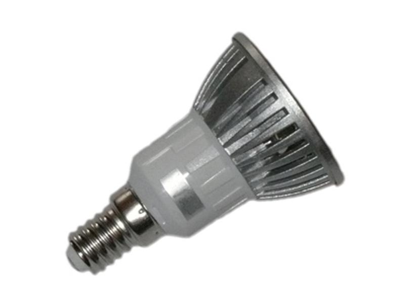 LED žarulja E14, 3W/220V, 250lm, topla bijela 3000K, dimabilna