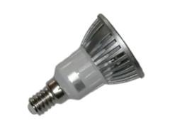 LED žarulja, E14, 3 W/220 V, 250 lm, topla bijela 3000 K, reflektorica