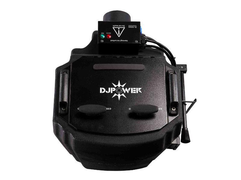 Dimilica, niski dim, X-1, suhi led, 3000/6000W – DJ Power