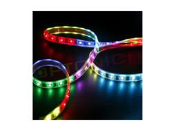 LED traka 12V 5050 60SMD/m 14,4W/m RGB, IP20- Optonica – EOL