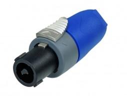 Konektor, za kabel, speakon, NL2FX, 2 polni – Neutrik