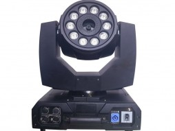 Dimilica/moving Head, 1600 W, 10 LED x 8 W, daljinski – Dj Power
