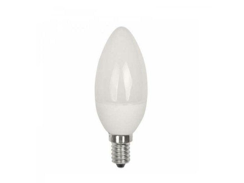 LED žarulja E14, 3W/220V 250lm, mliječna hladna bijela 6000K
