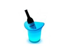 LED posuda za piće (kibla), LED RGB, s daljinskim, 32x32x27 cm