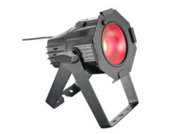 LED reflektor PAR COB, 30W, mini, RGB, crni – Cameo