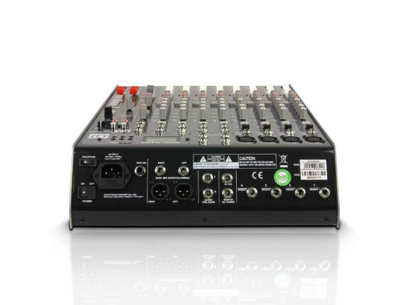 Mikseta LAX 12DUSB, 12 kanala s DSP i USB MP3 playerom – LD Systems