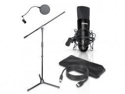 Mikrofon, žični, studijski trodijelni mikrofonski set – LD Systems