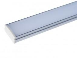 Aluminijski profil za LED traku ALP-13, Super Slim 2 m + frost pokrov – X-Light