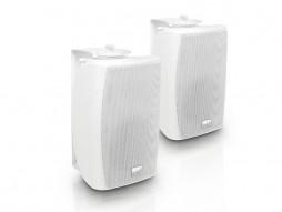 Zvučna kutija Contractor CWMS42W, 4″ 2-way 20W bijeli (par) – LD Systems
