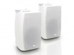 Zvučna kutija Contractor CWMS42W, 100V , 4″, 2Way, 20W, bijeli (par) – LD Systems