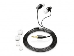 Slušalice IEHP1, za In-ear monitoring, crne – LD Systems