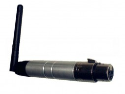 DMX Receiver DMX-10, bežični, 2.4 GHz, 3 pina