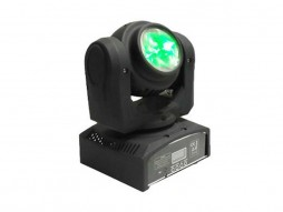 LED Moving Head Mini Beam, CREE 4x10W, RGBW, Double Sides