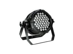 LED reflektor 54 x 3W, RBG (18R+18G+18B),Vodootporni, IP65