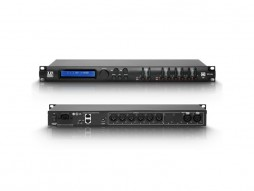 DSP kontroler LDDPA260, 19″, 6 kanala – LD Systems