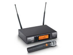 Mikrofonski set WS1000G2HHD, bežični, ručni, dinamički, 823 – 832 / 863 – 865 MHz – LD Systems
