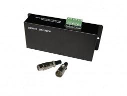 DMX dekoder za LED traku, 4 Ax3 kanala, MKII