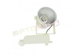 LED unutarnja track lampa  12W COB bijelo kućište, hladno bijela – Optonica