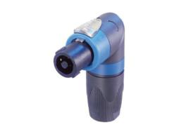 Konektor, za kabel, Speakon, kutni, PRO 4-polni – X-Audio