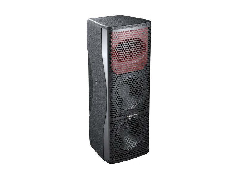 Zvučna kutija dual 6″, 240W RMS, pasivna, compact multi-purpose, 2Way – Audiocenter