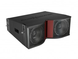 "Zvučna kutija dual 8"", 400W(LF)/50W(HF) RMS, pasivna, 3Way, DSP, Line array – Audiocenter"
