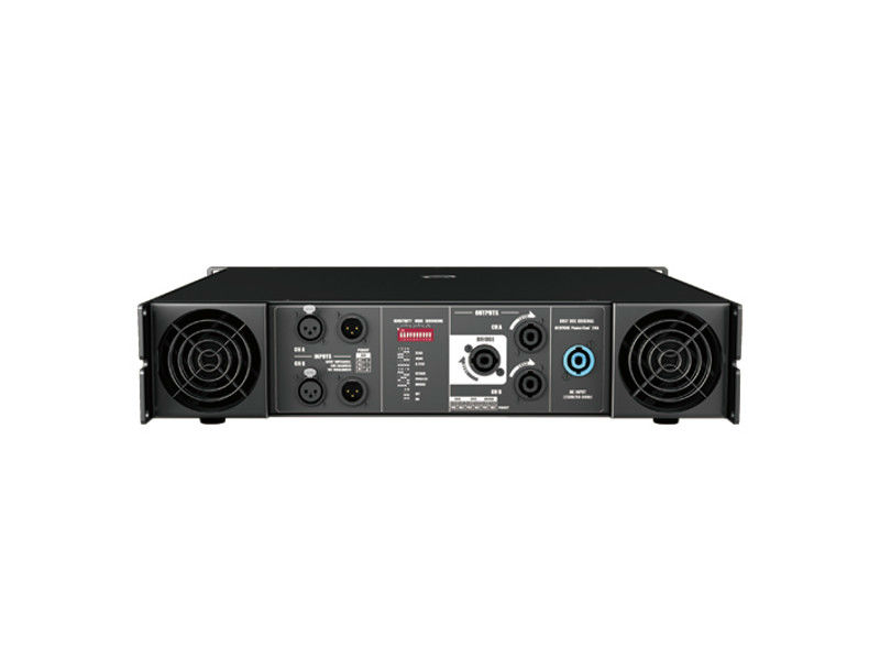 Pojačalo DA6.2, 2×560W@8ohm stereo, 2×840W@4ohm stereo, 2ohm stereo stable – Audiocenter