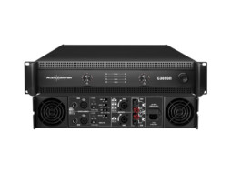 Pojačalo C3000II 2×800W@8Ohm stereo, 2×1250W@4Ohm stereo, 2ohm stereo stable – Audiocenter