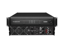 Pojačalo C5000II, 2×1200 W@8Ohm stereo, 2×1800 W@4Ohm stereo, 2ohm stereo stable – Audiocenter