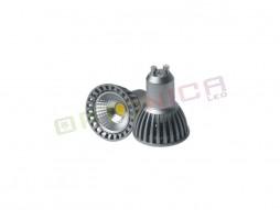 LED žarulja GU10 6W/220V COB toplo bijela – dimabilno – Optonica