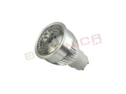 LED žarulja GU10 7W/220V COB hladno bijela – dimabilno – Optonica