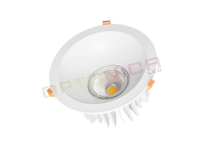 3LED downlighter 5W  okrugli, zamjenjiv, NEUTAL hladno bijela – Optonica