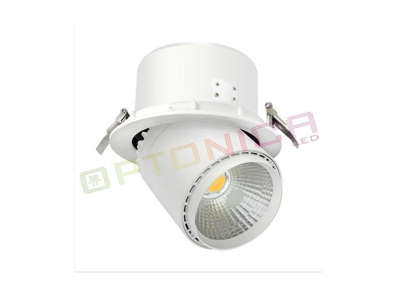 3LED downlighter 5W , rotirajući, toplo bijela – CITIZEN CHIP – Optonica