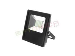 LED SMD radni reflektor 10W AC95V-AC265V 80lm/W 150° 6000K hladna bijela – IP65 vodootporno – Optonica