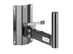 Stalak za zvučnik SMBS5, zidni, nosivost 30 kg, crni – Adam Hall