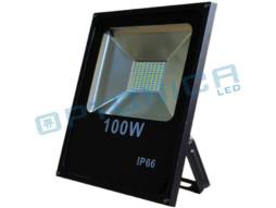 LED SMD radni reflektor 100W AC95V-AC265V 80lm/W 150° 6000K hladna bijela – IP66 vodootporno – Optonica