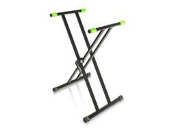 Stalak za klavijature, X forma, dvostruke noge – Gravity