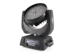 Moving Head, LED, 36 x 10W,Wash, zoom, DMX – Ideal