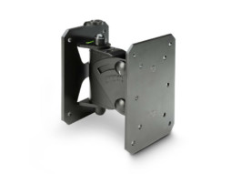 Zidni nosač za zvučnike, do 20 kg, crni – Gravity