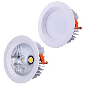 LED Lampe i Downlighteri