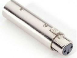 Adam Hall Adapter 3-pin XLR ženski / 5-pin XLR muški