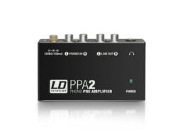 LD Systems Phono predpojačalo i ekvilajzer