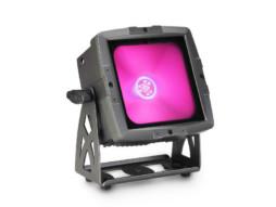 Cameo LED reflektor vanjski, 60W 3u1, RGB, COB, flat, IP65