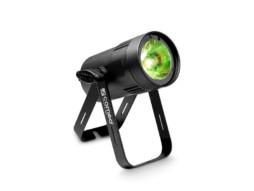 Cameo LED Q-Spot, 15W, RGBW, crni