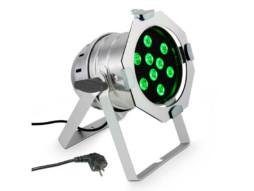 Cameo LED reflektor PAR 56, 9x3W RGB, srebrni