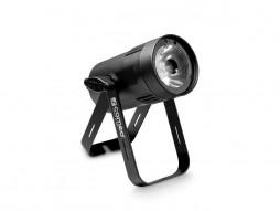 Cameo LED Q-Spot, 15W, topla bijela, crni