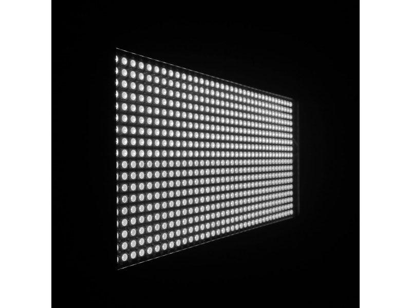 Cameo THUNDERWASH 600W, 3u1, strobe, blinder iWash, 648×0.2W, bijela