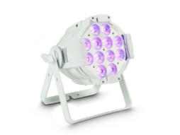 Cameo LED reflektor Studio PAR 64, 12x12W, RGBWA+UV, bijeli