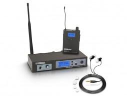 In-Ear bežični monitoring sistem, MEI 100 G2 B 5,584-607MHZ – LD Systems