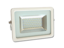 LED SMD reflektor 30W , AC95 – 265V 120° prirodno bijela – IP65 – Optonica